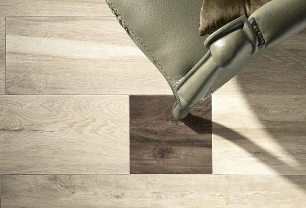 Zdjęcie Płytka podłogowa deskopodobna Novabell My Space Bamboo ESP41RT 19,8×119,8