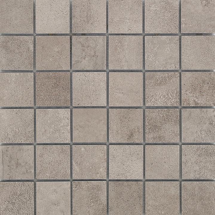 Mozaika podłogowa Novabell Walking Iron 30x30cm WLK115K
