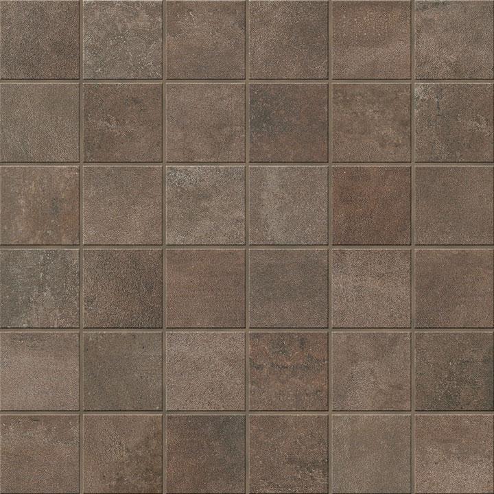 Mozaika podłogowa Novabell Walking Mud 30x30cm WLK665K