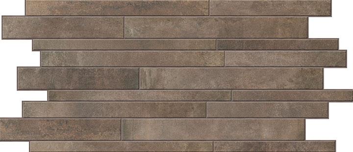 Mozaika podłogowa Novabell Walking Mud 30x60cm WLK667K