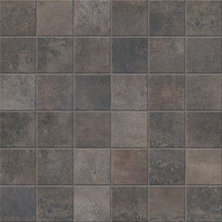 Mozaika podłogowa Novabell Walking Carbon 30x30cm WLK995K