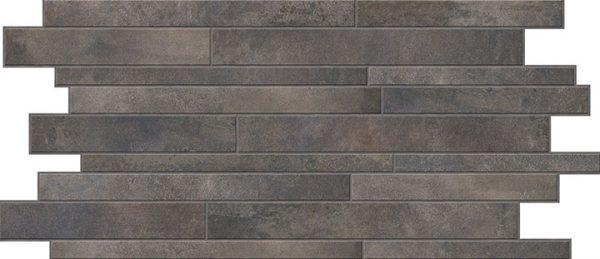 Zdjęcie Mozaika podłogowa Novabell Walking Carbon 30x60cm WLK997K