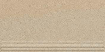 Stopnica podłogowa Paradyż Arkesia Beige satyna 59,8x29,8