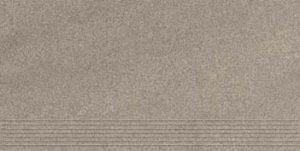Stopnica podłogowa Paradyż Arkesia Grys satyna 59,8x29,8
