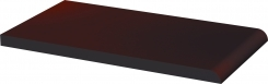 Płytka parapetowa Paradyż Cloud Brown 24,5x13,5x1,1