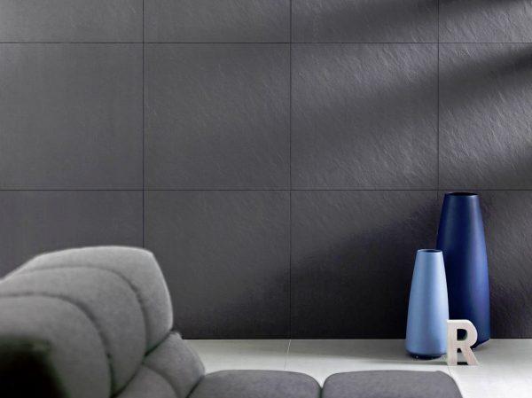 Zdjęcie Płytka podłogowa Paradyż Doblo Grafit struktura 59,8×59,8