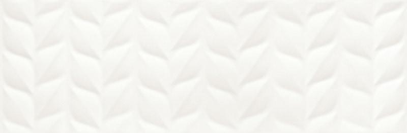 Płytka ścienna Paradyż Elia Bianco struktura A 25x75cm Mat
