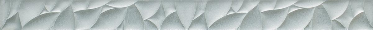 Listwa ścienna szklana Paradyż Esten Silver 4,8x59,5cm