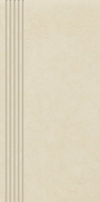 Stopnica Paradyż Intero Beige 29,8x59,8 Mat