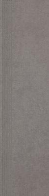 Stopnica Paradyż Intero Grys 29,8x119,8 Mat