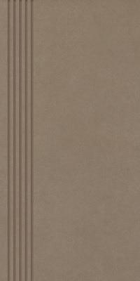 Stopnica Paradyż Intero Mocca 29,8x59,8 Mat