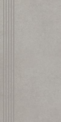 Stopnica Paradyż Intero Silver 29,8x59,8 Mat