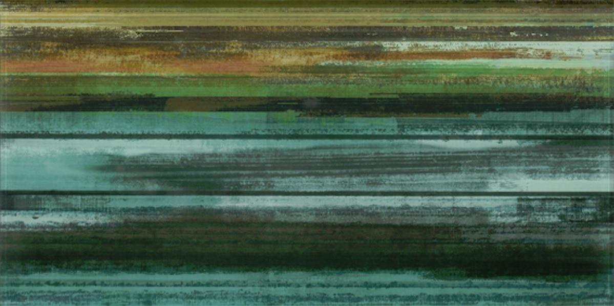 Dekoracja ścienna Paradyż Laterizio inserto szklane C 30x60cm