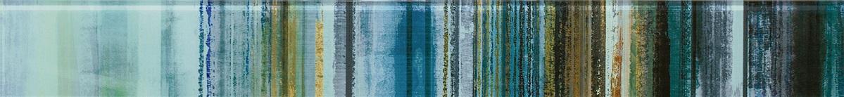 Listwa ścienna Paradyż Laterizio szklana 7x60cm