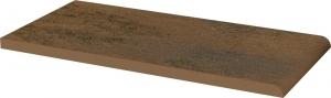 Płytka parapetowa gładka Paradyż Semir Beige 30x14,8x1,1