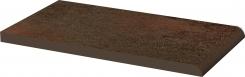 Płytka parapetowa gładka Paradyż Semir Brown 24,5x13,5x1,1