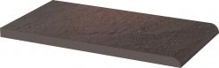 Płytka parapetowa gładka Paradyż Semir Rosa 24,5x13,5x1,1