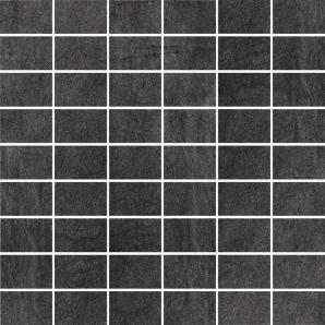 Mozaika podłogowa Paradyż Taranto Grafit 29,8x29,8