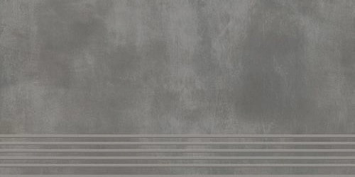 Stopnica Paradyż Tecniq Grafit mat 29,8x59,8