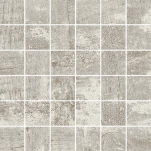 Mozaika podłogowa Paradyż Trophy Bianco 29,8x29,8cm