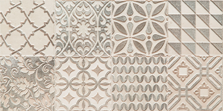 Dekor ścienny Tubądzin Sfumato Patch Mat 29,8x59,8cm tubSfuPatMat298x598