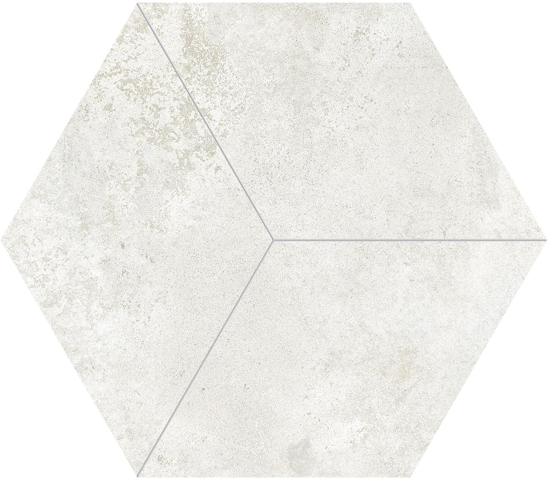 Mozaika gresowa Tubądzin Torano hex 1 34,3x29,7cm MP-01-184-0343-0297-1-063