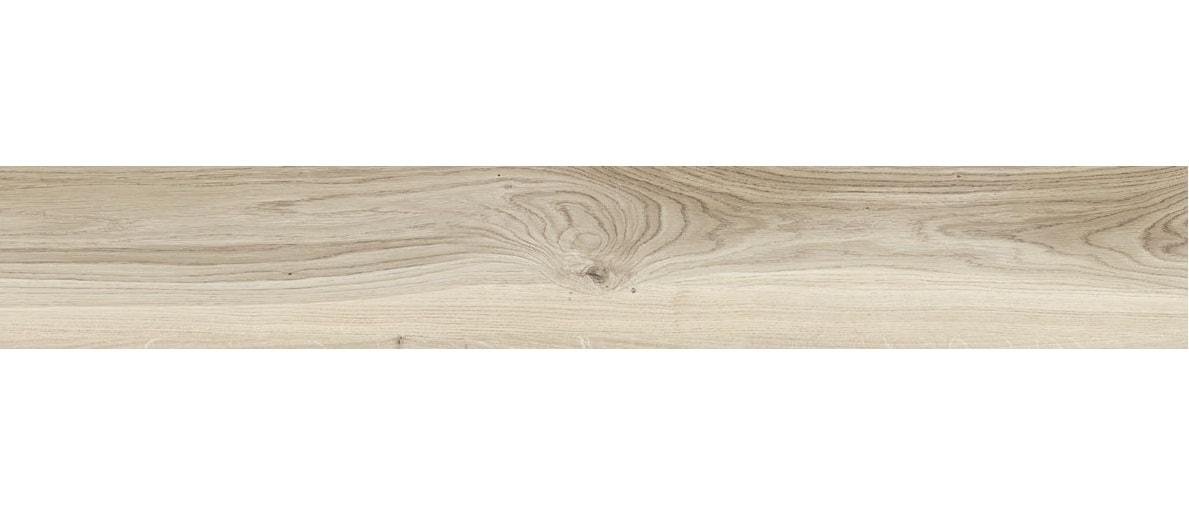 Płytka podłogowa Tubądzin Wood Block Beige STR 150x23cm tubBloBeiStr1498x230