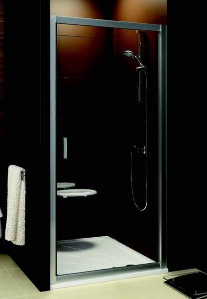 Drzwi prysznicowe Ravak Blix BLDP2-110 chrom połysk Transparent 0PVD0C00Z1