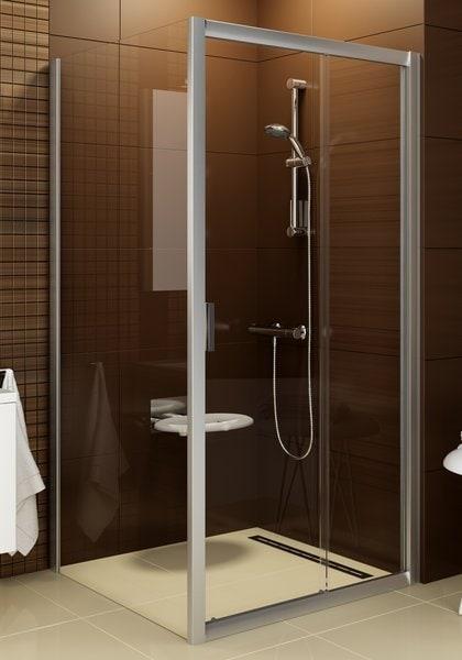 Ścianka prysznicowa Ravak Blix BLPS-100 biała Grape 9BHA0100ZG