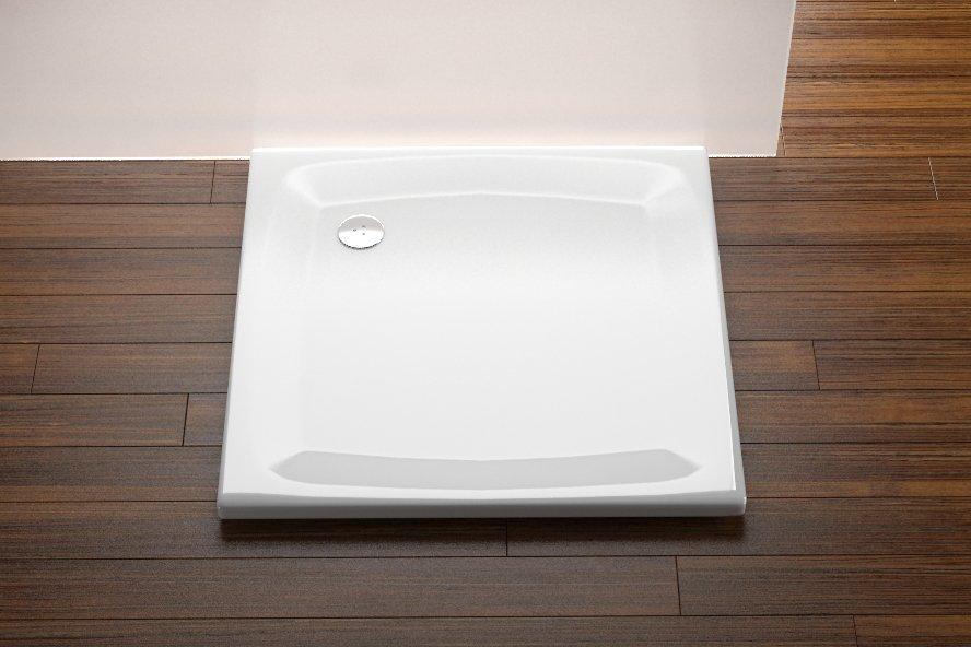 Brodzik kwadratowy prysznicowy Ravak Perseus EX 100x100cm A02AA01310