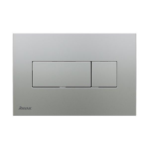 Przycisk Ravak Uni satyna X01456