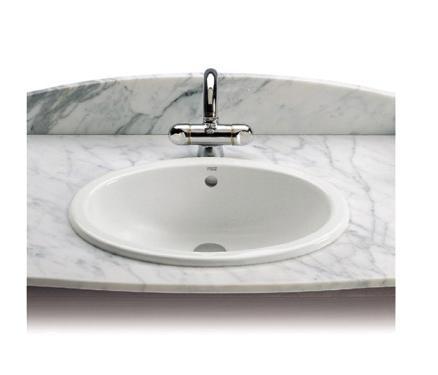 Umywalka blatowa Roca Neo Selene 51x39,5cm A322307000