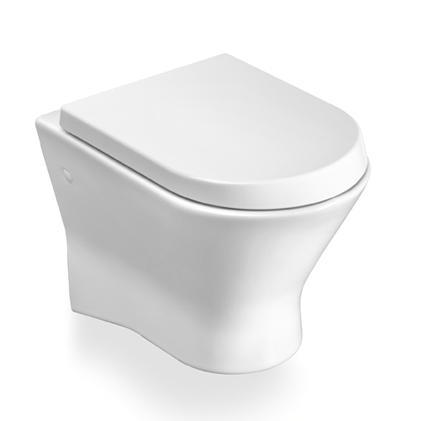 Miska WC wisząca Roca Nexo A346640..0