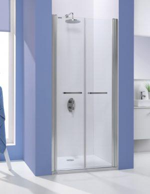 Drzwi wahadłowe Sanplast Prestige II DD/PRIII 90cm 600-073-0930-38-401
