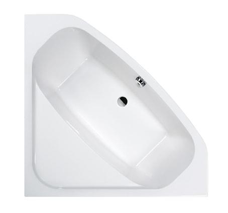 Wanna symetryczna Sanplast Free Line WS/FREE 135cm + STW 610-040-0321-01-000