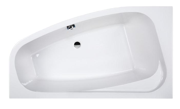 Wanna narożna asymetryczna Sanplast Free Line WAL(P)/FREE 105x155cm Lewa 610-040-0940-01-000