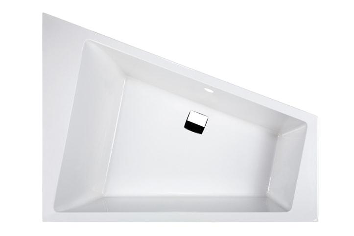 Wanna trapezowa Sanplast Space Line WTL(P)/SPACE 140x180cm Prawa 610-100-1350-01-000