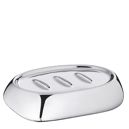 Mydelniczka ceramiczna Kela Diva Chrom 20340