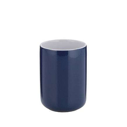 Kubek ceramiczny Kela Isabella Indigo/White  20509