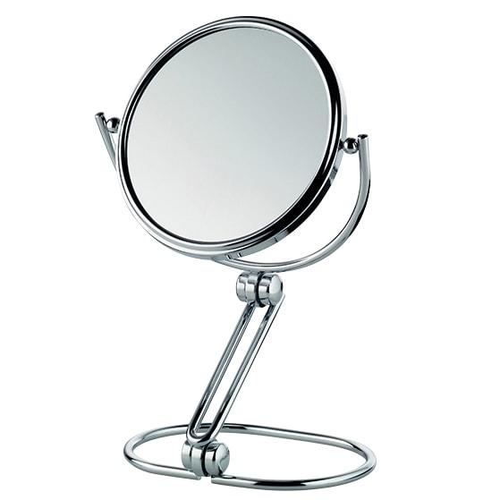 Lusterko kosmetyczne Kela Safia Stojące 20625