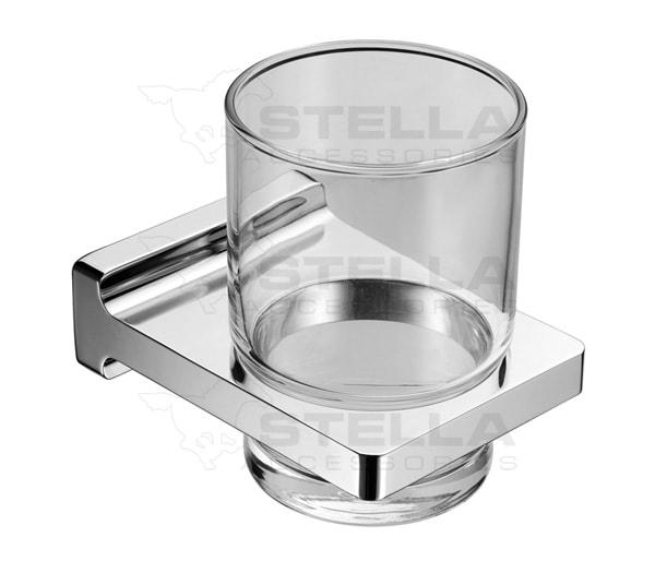 Uchwyt ze szklanką Stella Living 03.411