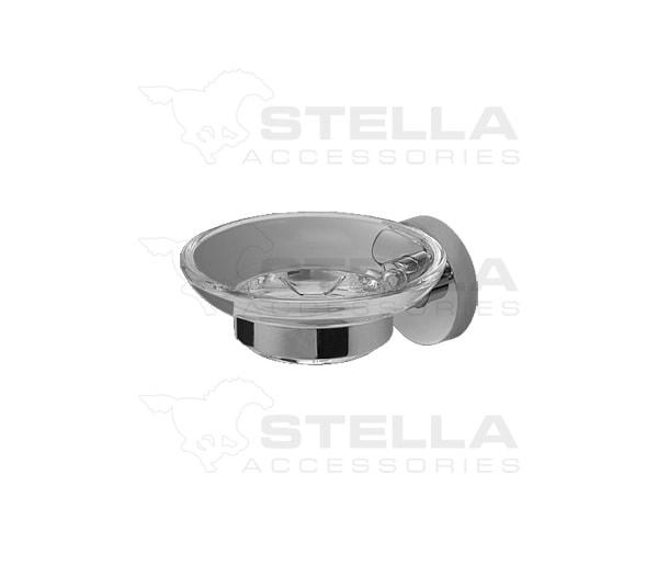 Mydelniczka Stella szkło bezbarwne 07.420.1