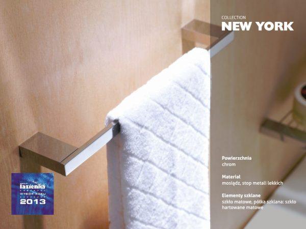 Zdjęcie Dozownik do mydła Stella New York 05.423