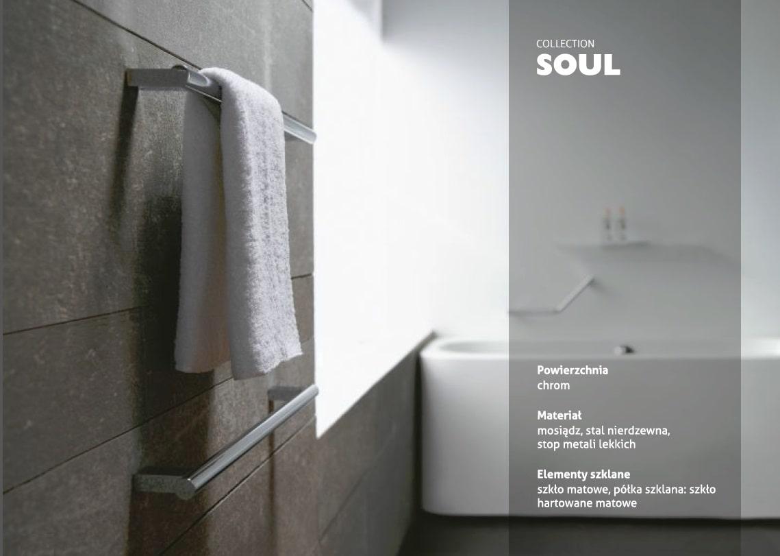Zdjęcie Główka do szczotki wc czarna Stella New York, Next, Soul 80.030