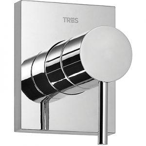 Bateria natryskowa podtynkowa Tres Max-tres 062.177.02