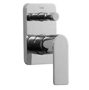 Bateria wannowa podtynkowa Loft-Tres Chrom 20018001