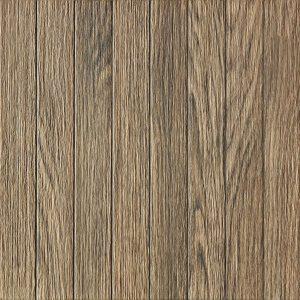 Płytka podłogowa Tubądzin Biloba brown 45x45