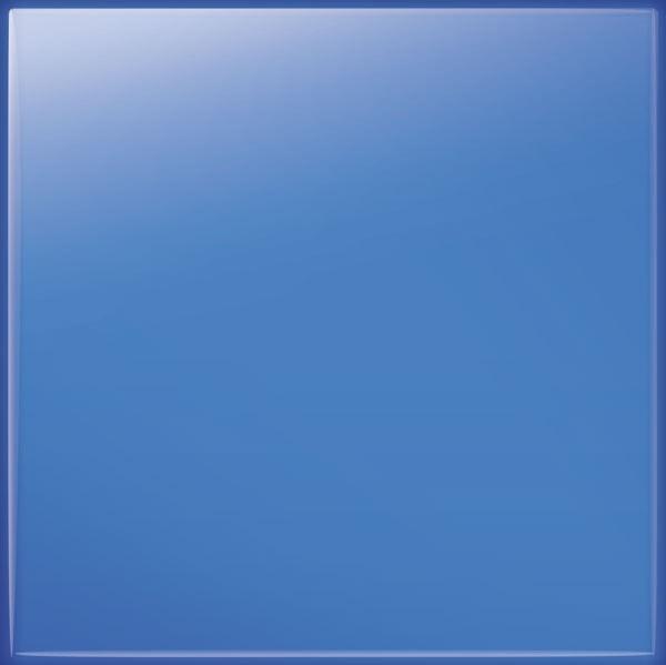 Płytka ścienna Tubądzin Pastel Niebieski Połysk 200x200