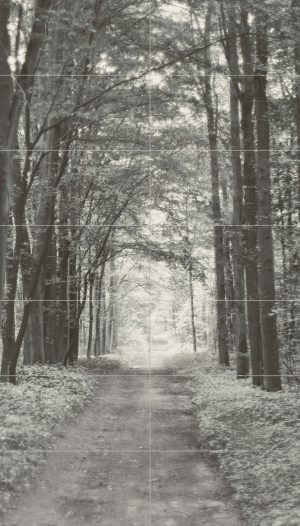 Zdjęcie Kompozycja ścienna Tubądzin All in white 2 119,8×209,8
