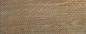 Dekoracja ścienna Tubądzin Borneo wood 29,8x74,8 DS-01-171-0298-0748-1-007 (p)